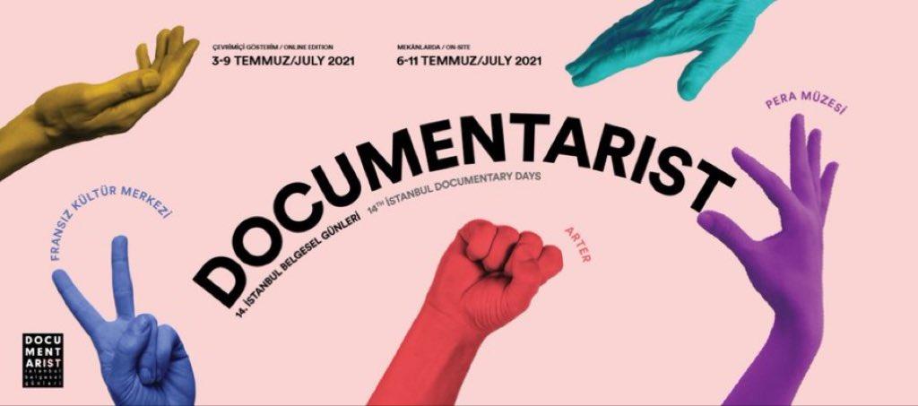 14. Documentarist İstanbul Belgesel Film Günleri Temmuz'da.