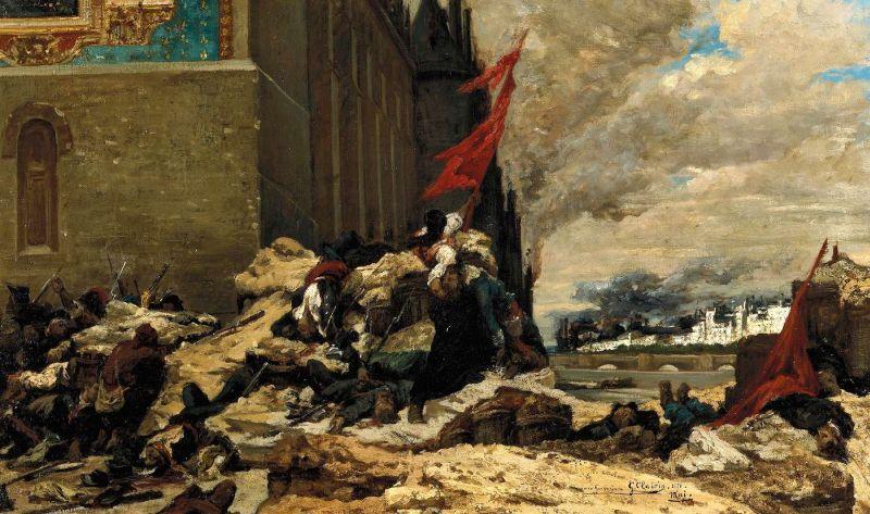 L'Incendie des Tuileries
