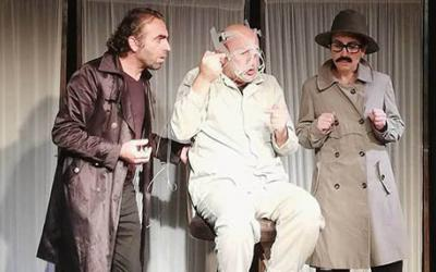 Teatra Jiyana Nu sahnede