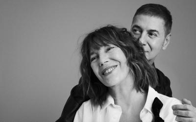 Jane Birkin & Etienne Daho
