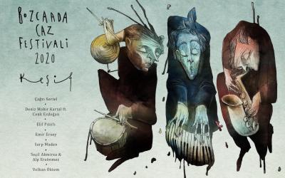 Bozcaada Caz Festivali 2020 'Keşif' albümü