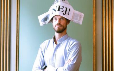 """Danimarkalı yazar Svend Brinkmann """"hayır!"""" diyor"""