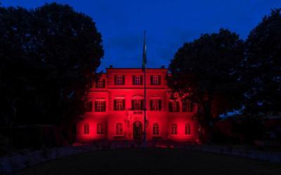 İsveç Sarayı 150 yıldır ayakta.