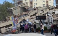 İzmir Depremi-Bayraklı