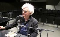 Bifo, MACBA Radyo stüdyolarında.
