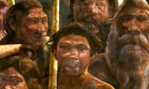neanderteller
