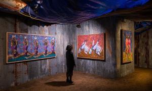 çağdaş sanatın pandemiyle dönüşümü