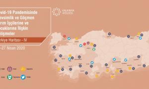 pandemide mevsimlik işçiler haritası